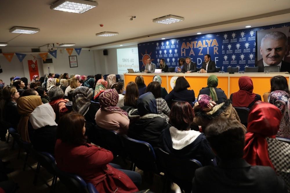 AK Parti'de teşkilat içi eğitim programları başladı