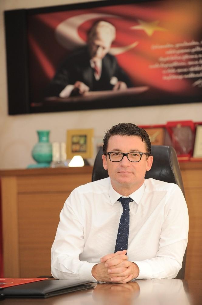Antalya Eczacı Odasından Zeytin Dalı Harekatına destek