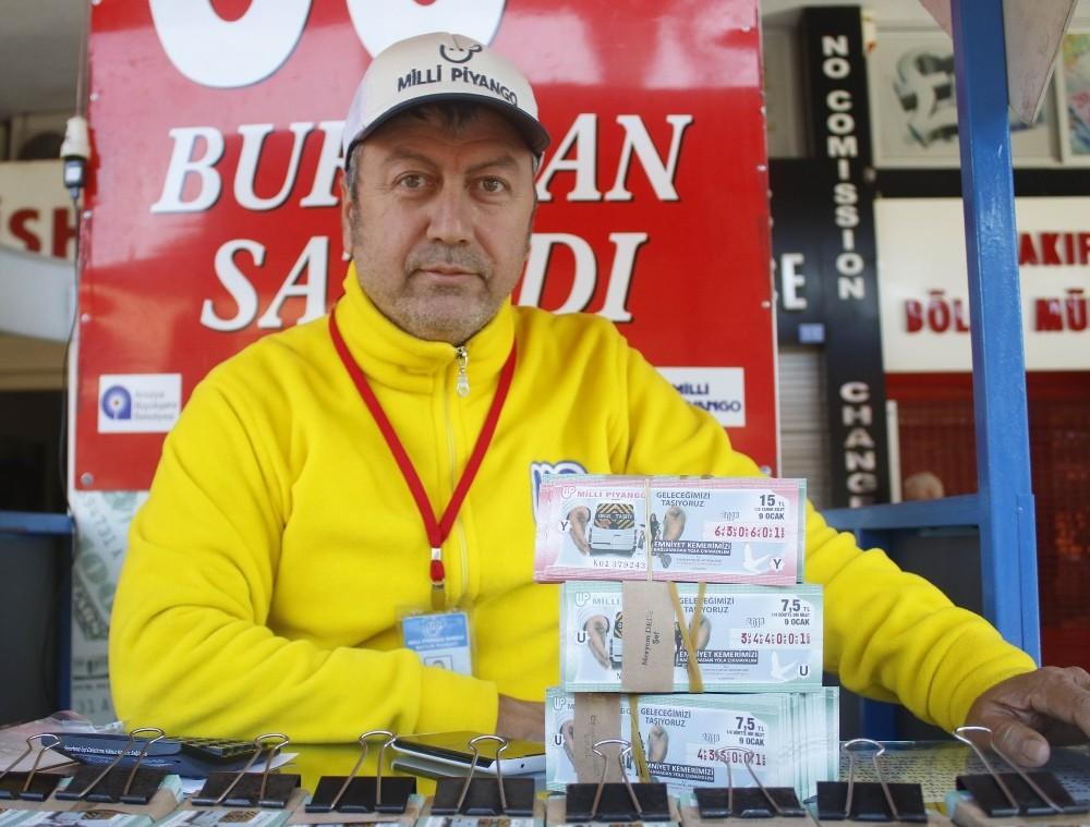 Antalya milli milyonerini arıyor