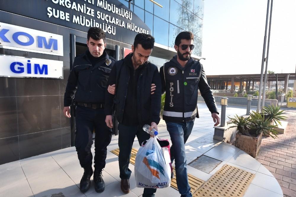 Antalya'da 10 FETÖ şüphelisi adliyede