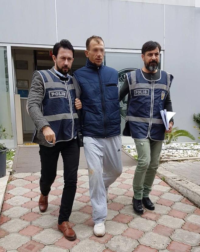 Antalya'da ev ve işyeri hırsızlığı: 1 gözaltı