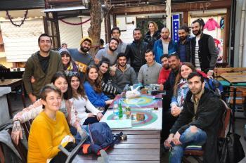 Antalya'da Interrial Türkiye üyeleri buluşması