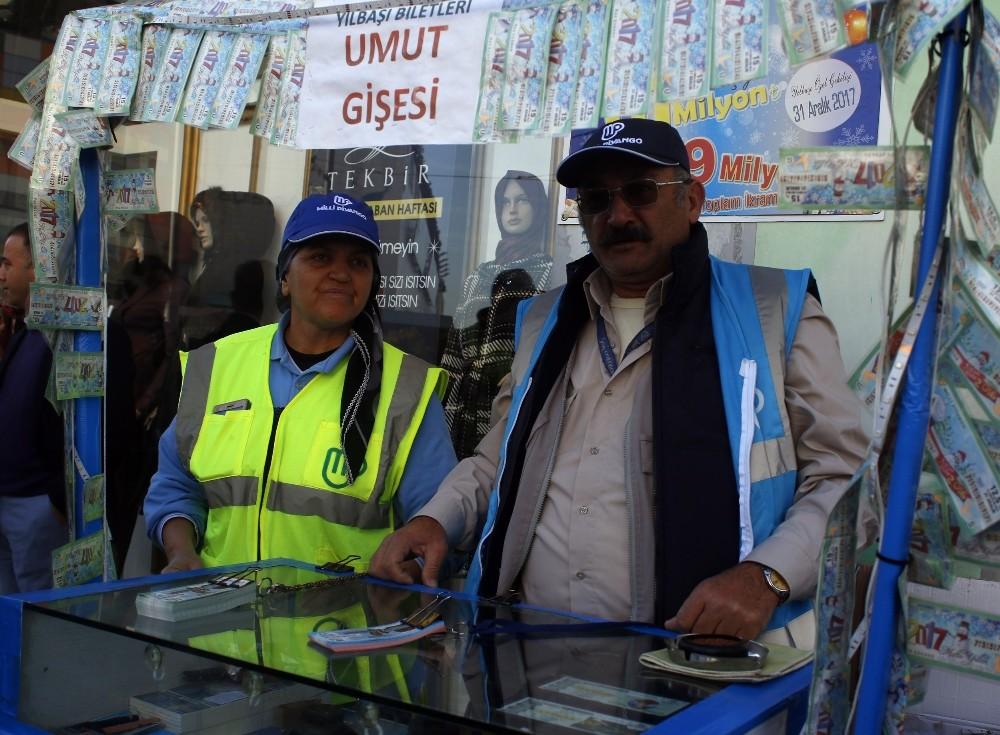 Antalya'da milyoner yapan gişe 'umut' oldu