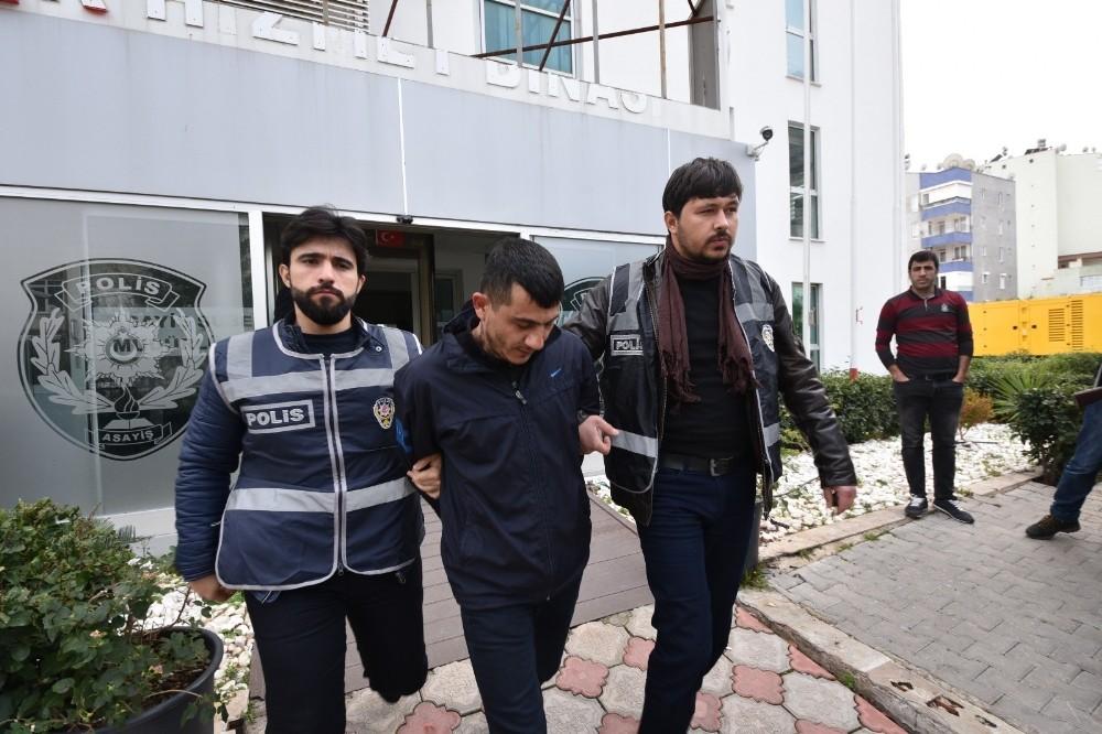 Antalya'da sahte polis dolandırıcılığı
