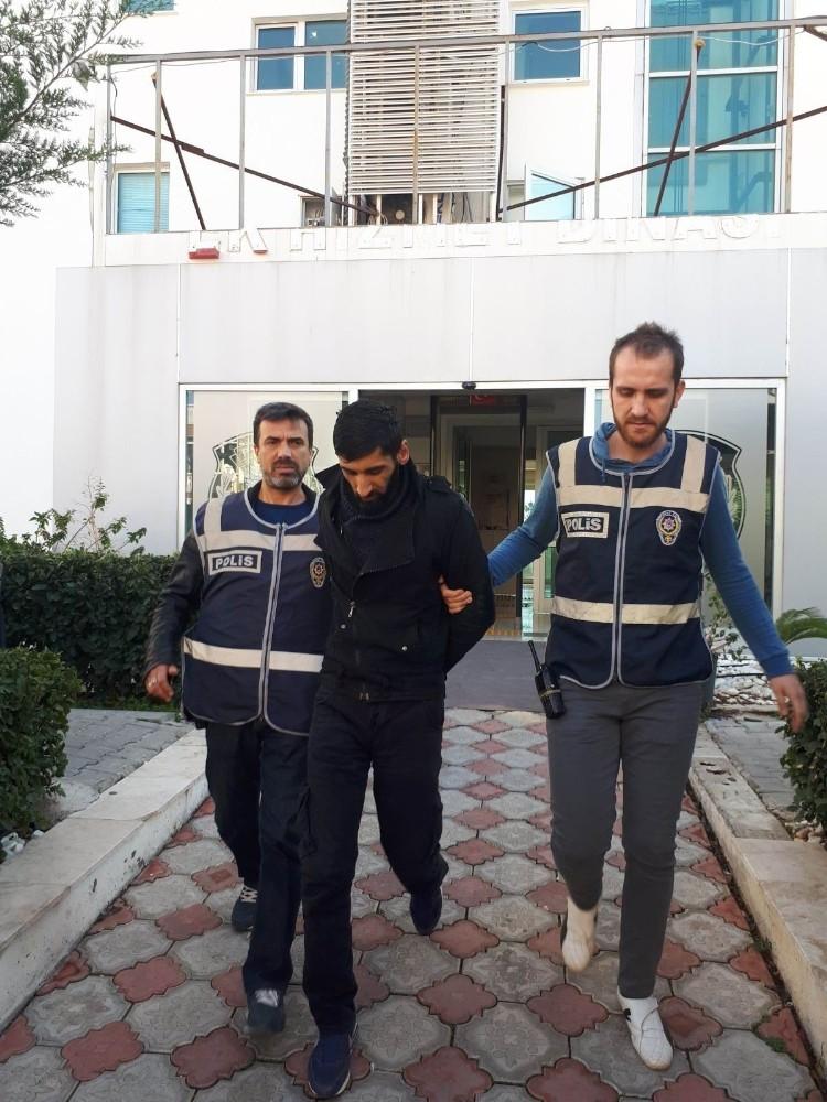 Antalya'da tırları soyan hırsızlar yakalandı
