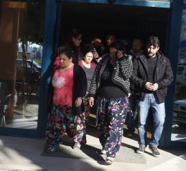 Antalya'da uyuşturucuya operasyon: 5 gözaltı