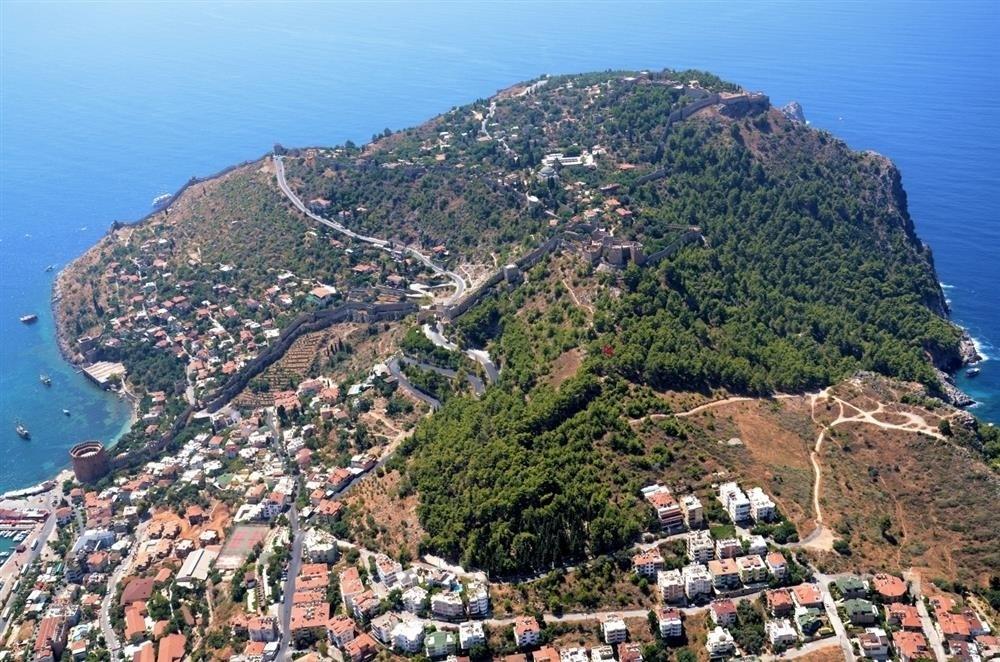 Antalya'nın gözde bölgelerinde sit sınırları yeniden çizildi