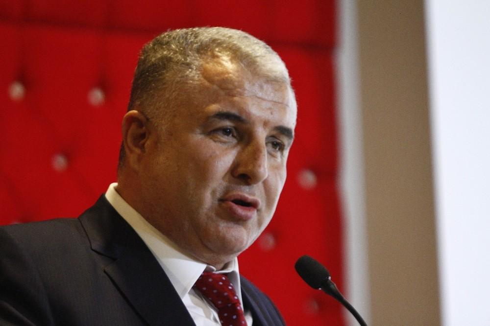 Antalyaspor'da başkanlığa Cihan Bulut seçildi
