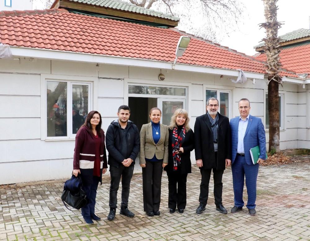Antalya'ya YEDAM açılıyor