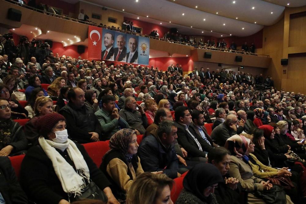 """Çavuşoğlu, """"Kimse afra tafra yapmasın"""""""