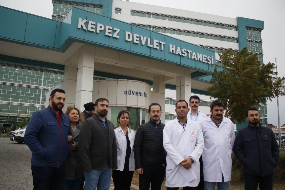 Doktorlardan, Türk Tabipler Birliğine kınama