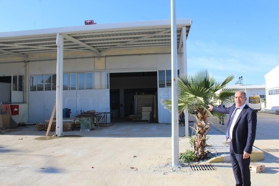 """Esnaflar Küçük Sanayi Sitesi'nde 'Yürütmeyi durdurma kararı"""" iddiası"""