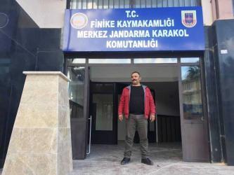 Finike Turunçovaya jandarma karakolu