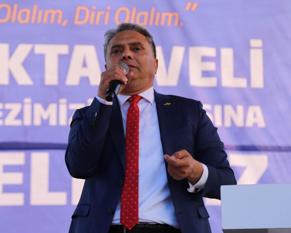 Hacı Bektaş-ı Veli Kültür Merkezi açıldı