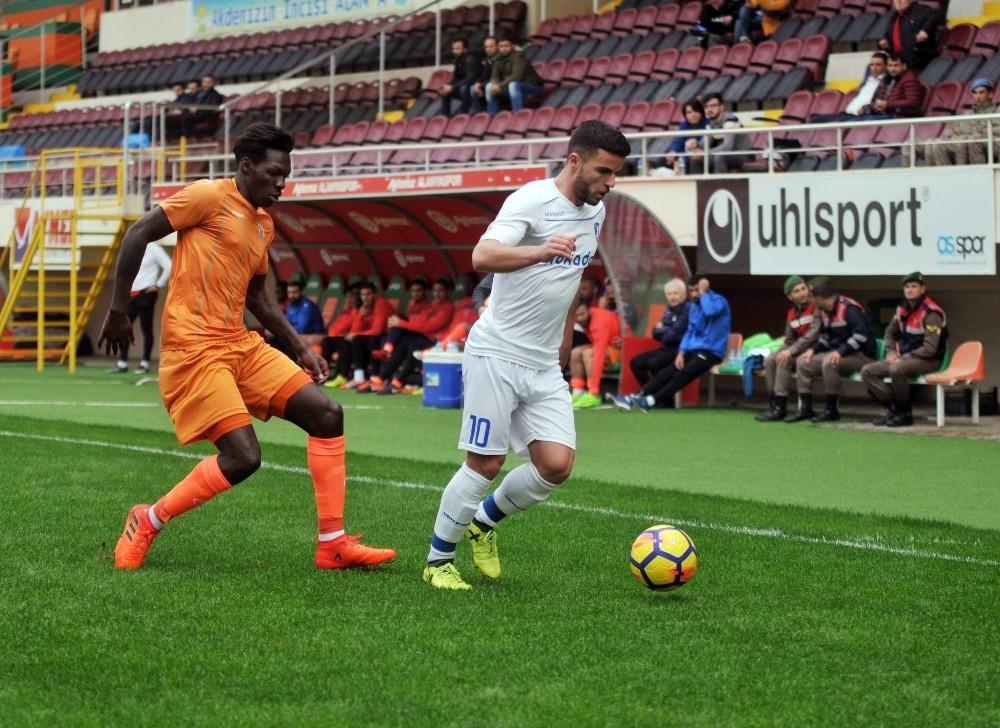 Hazırlık maçı: Aytemiz Alanyaspor: 1 – FC Kamza: 0