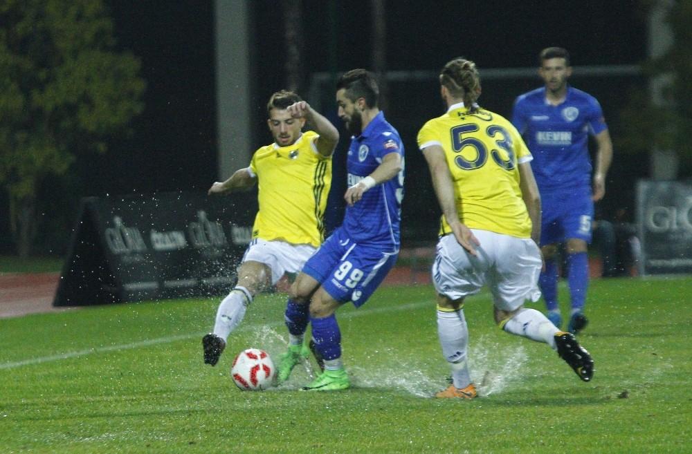 Hazırlık maçı: Fenerbahçe: 2 – Kukesi: 2