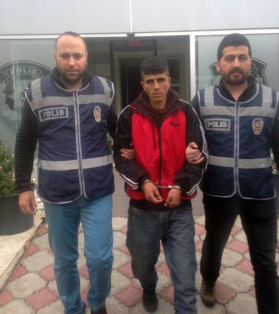 İşyerlerini soyan hırsızlar yakalandı