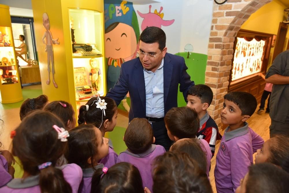 Karnesi Getirene Ücretsiz 'Anadolu Oyuncak Müzesi'