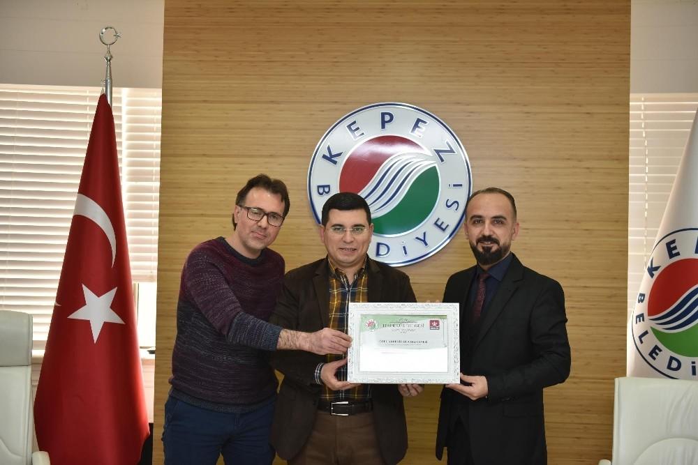 Kepez, güvenli asansör istatistiğinde Türkiye birincisi oldu