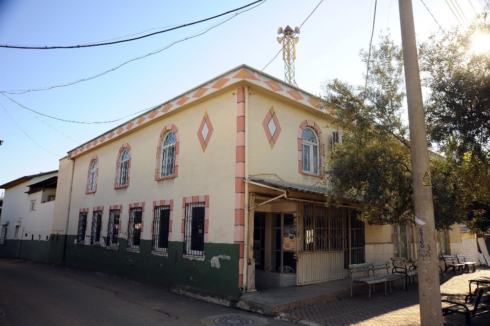 Kepez Mehmet Akif Mahallesi'ne yeni cami