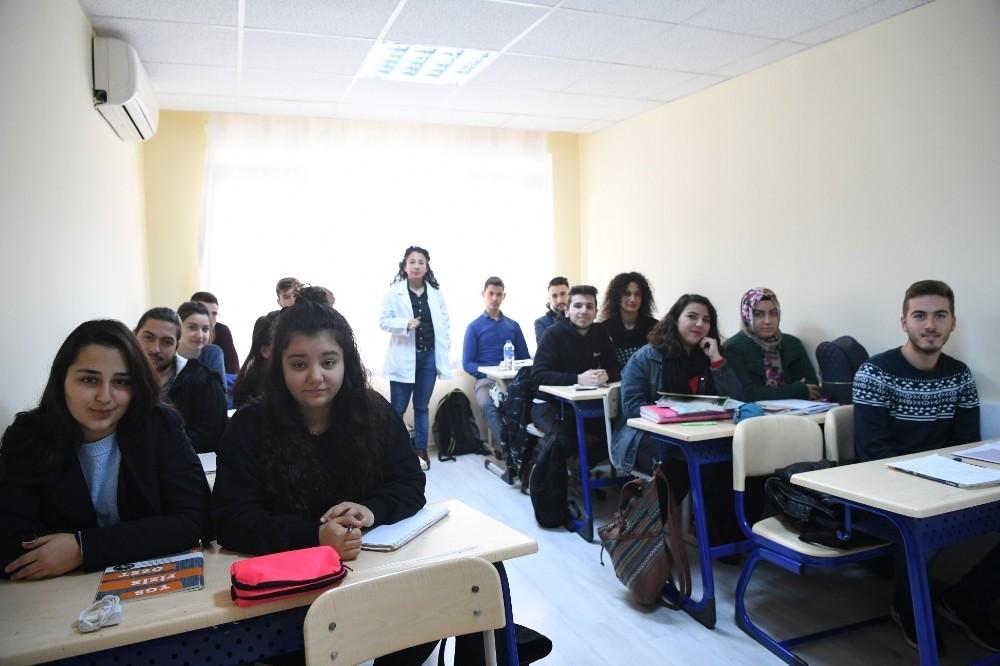 Konyaaltı'nda 3 bin 411 öğrenci eğitim gördü