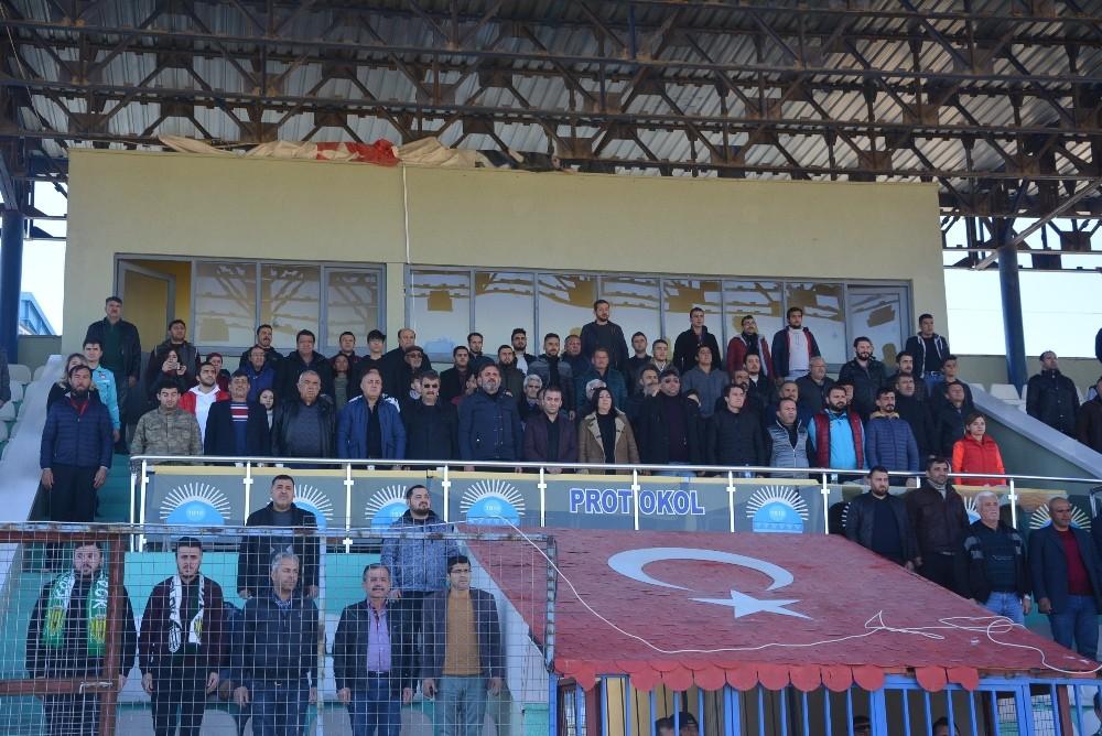 Korkuteli Belediyespor, Play-off'lara galibiyetle başladı