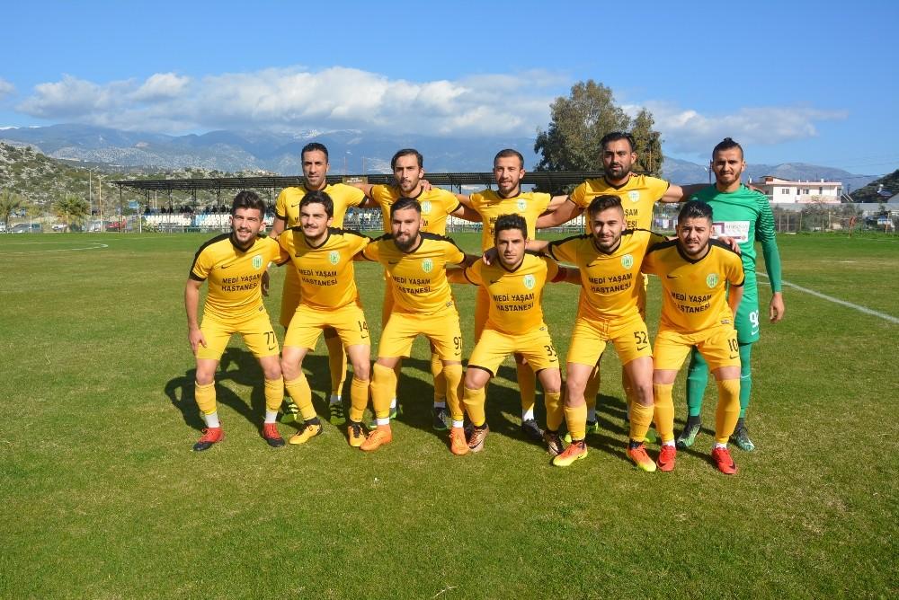 Korkuteli Belediyespor Play-Off'lara Kaldı