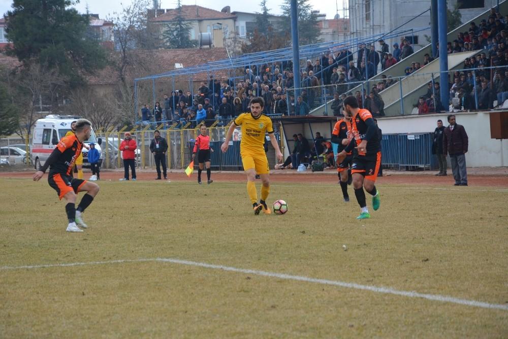 Korkuteli Belediyespor, Play-Off'larda