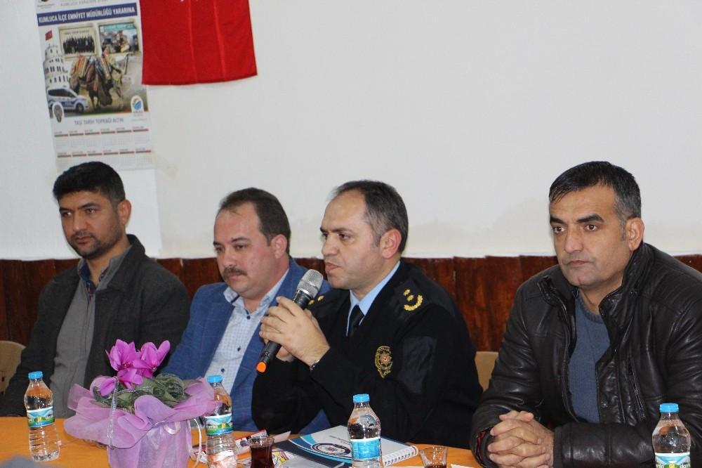 Kumluca'da mahalle toplantıları sona erdi