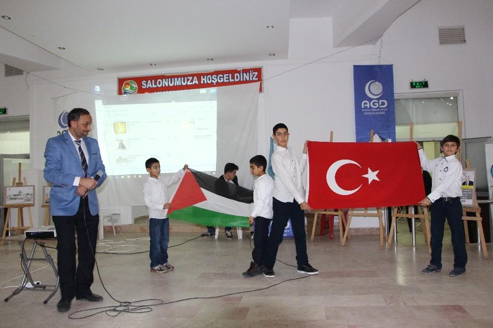 Kumluca'da Mekke'nin ve Kudüs'ün Fethi etkinliği
