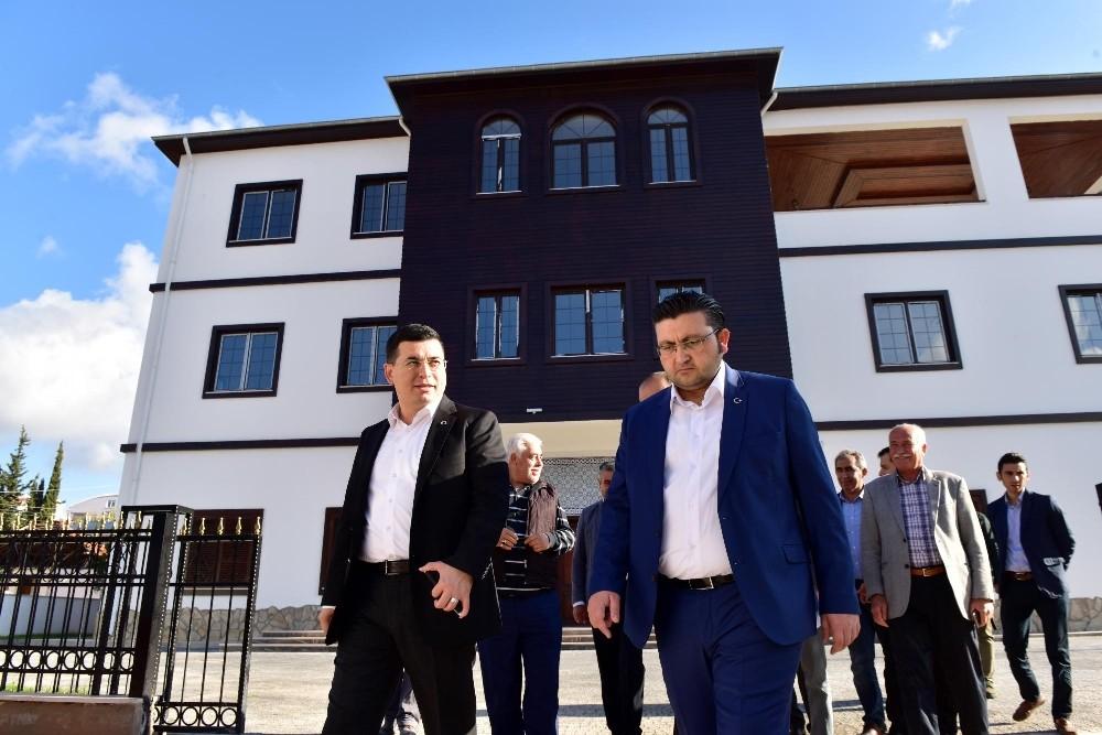 Münir Özkul'un anısı Kepez'de yaşayacak