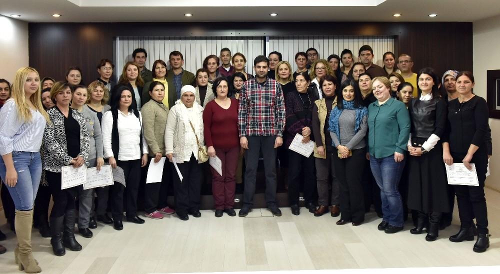 Muratpaşa personeli hijyen eğitimi