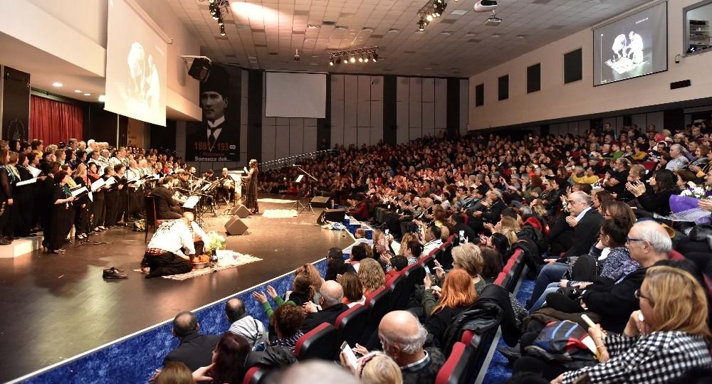 Muratpaşa THM Topluluğu yılın ilk konserini verdi