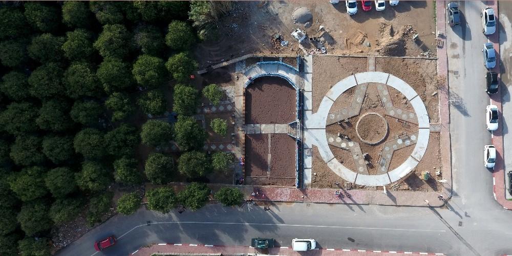 Muratpaşa'dan hasta yakınlarını da düşünen park