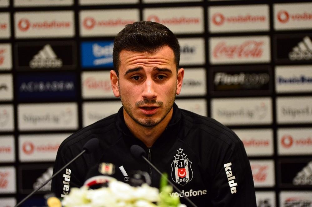"""Oğuzhan Özyakup: """"Beşiktaş benim evim, başka bir yere gitmeyi asla düşünmedim"""""""