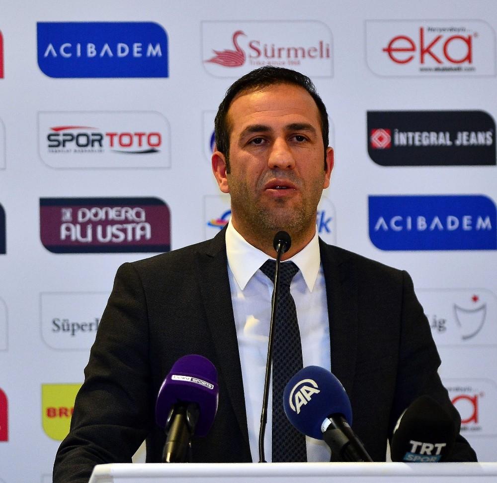 """Adil Gevrek: """"Hamit Altıntop çok önemli bir oyuncu"""""""