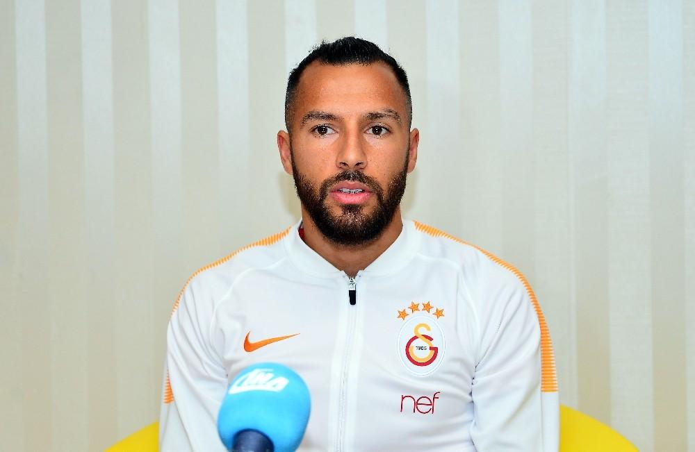 """(Özel haber) Yasin Öztekin: """"Galatasaray'da mutluyum ve yeni sözleşme yapmak istiyorum"""""""