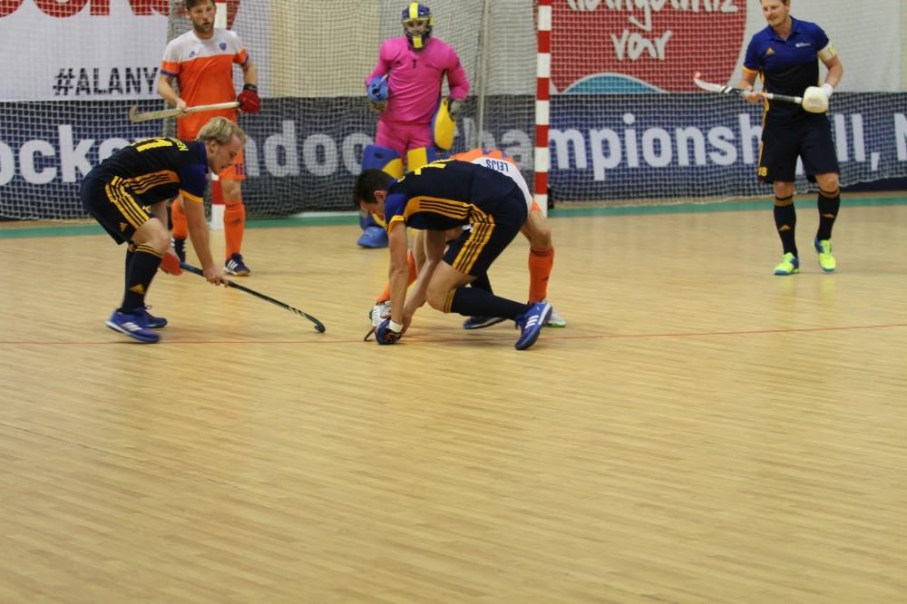 Salon Hokeyi Erkeklerde Avrupa Şampiyonu Hollanda