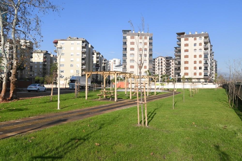 Siteler Mahallesi'ne 14'üncü park
