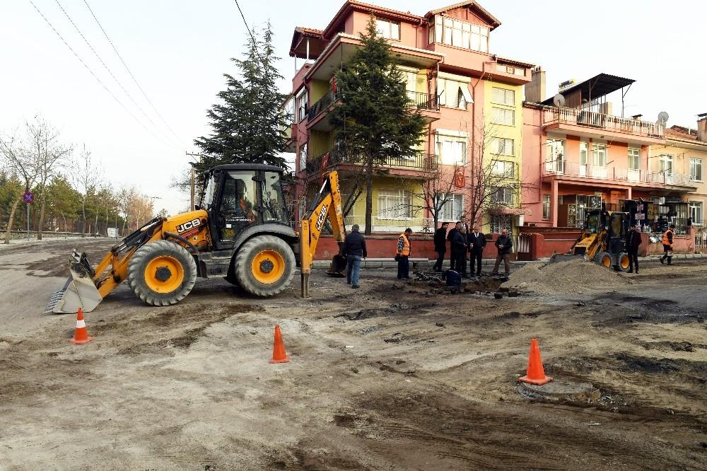 Türkiye'de altyapı çalışmalarını tamamlayan ilk şehir Isparta oldu