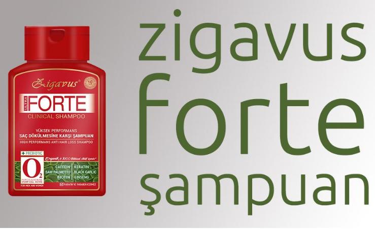 Sac Dokulmesine Karsi Yeni Alman Formulu Zigavus Forte Antalya