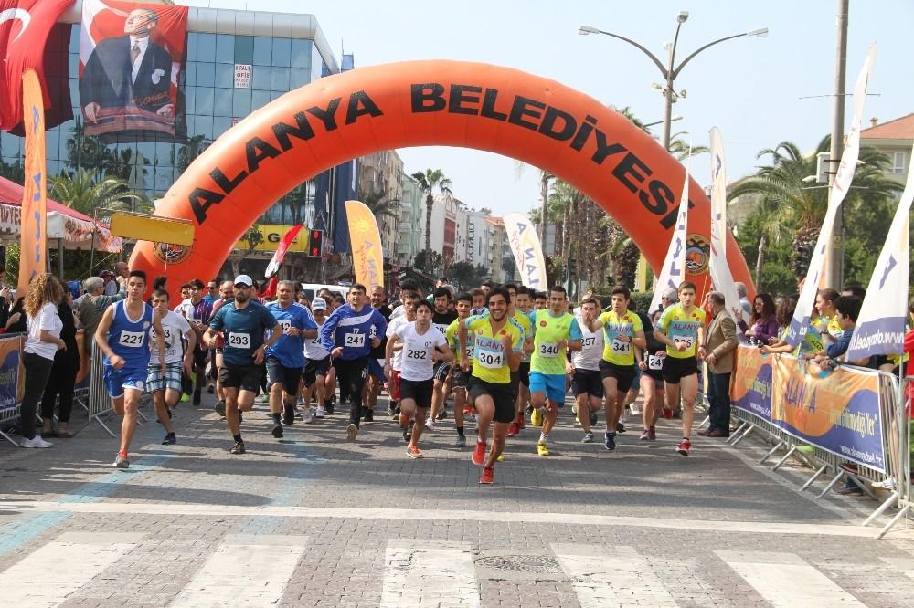 18. Alanya Atatürk Halk Koşusu