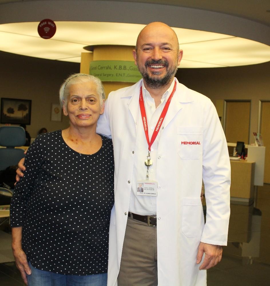 77 yaşında Pankreas kanserini yendi
