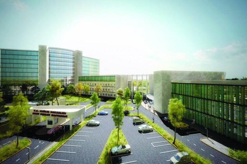 Aksu Devlet Hastanesinin ihalesi Nisan'da yapılıyor