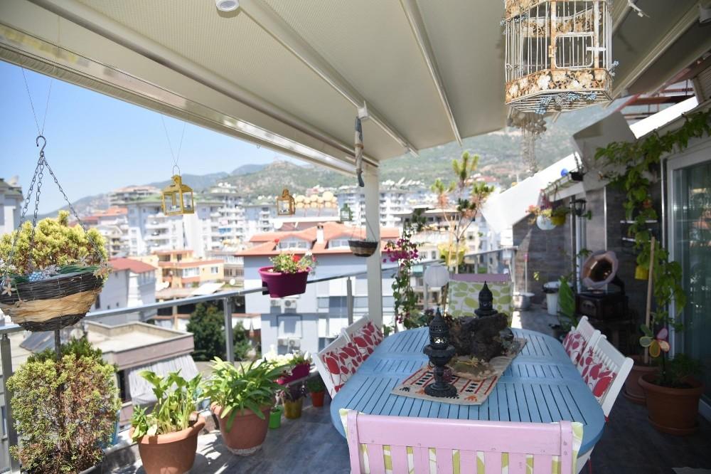Alanya'da En Güzel Balkon ve Bahçelere ödül