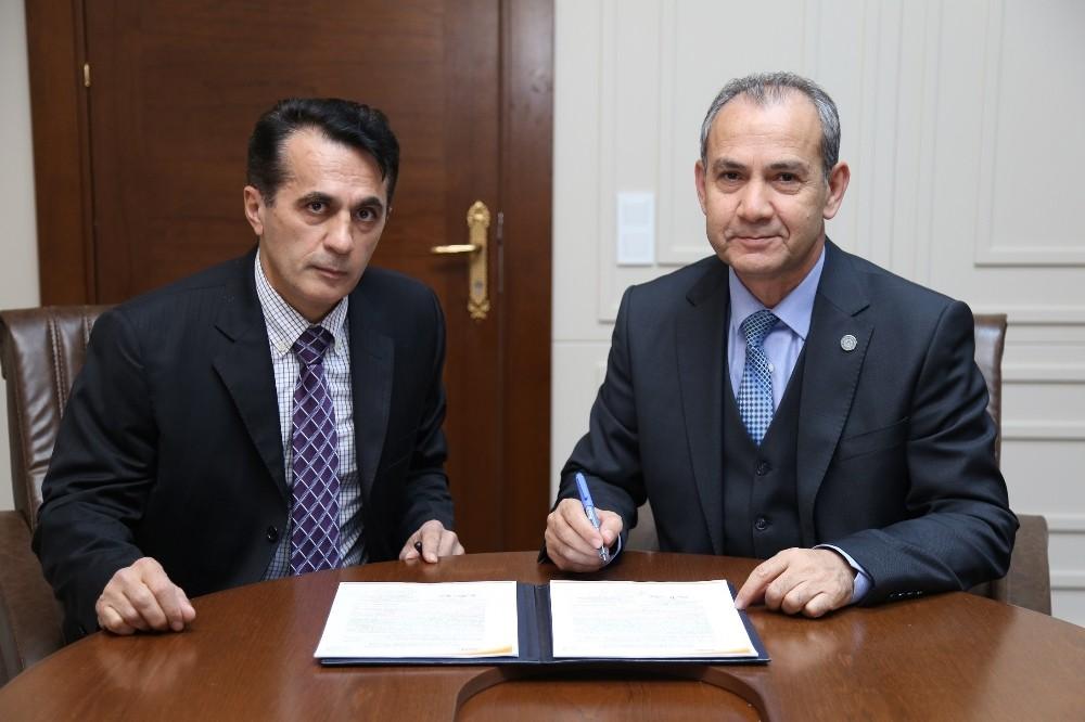 ALKÜ, Moskova Devlet Üniversitesiyle Mevlana protokolü imzaladı