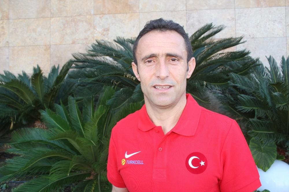 """Ampute Milli Takımı Kaptanı Çakmak: """"Her gece Mehmetçiklerimize dua ediyorum"""""""