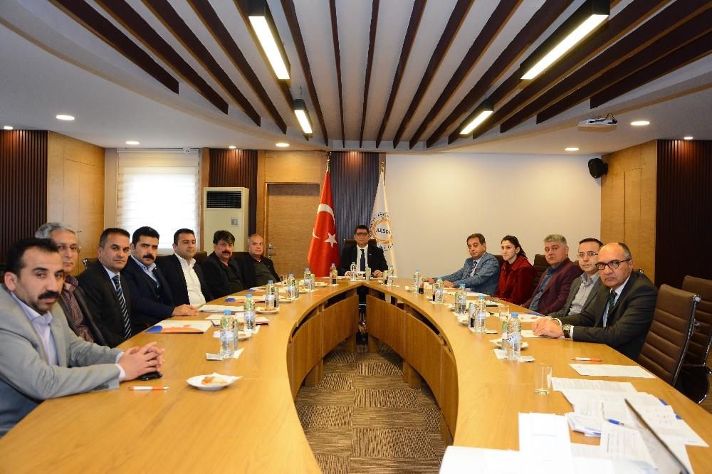 Antalya'da Ekmek Fiyat Tarifesi Komisyonu Toplandı