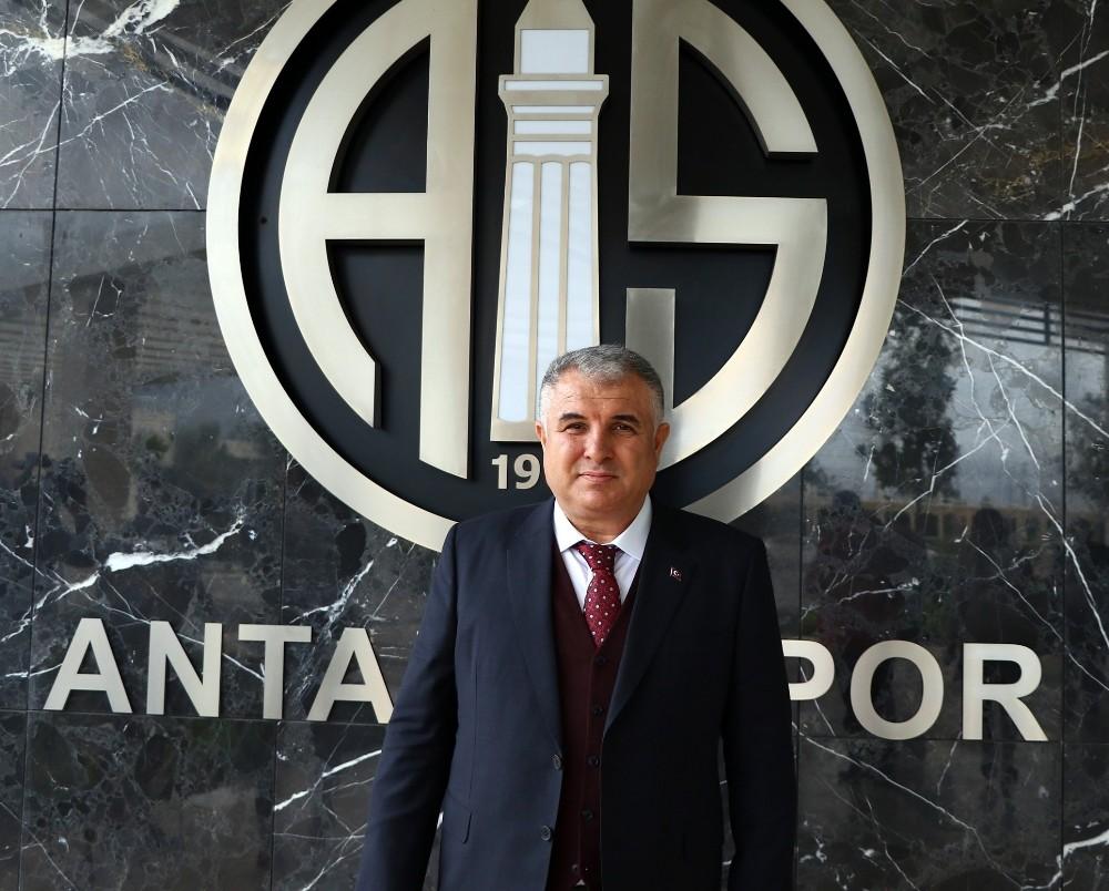 Antalyaspor Başkanı Bulut, Kayserispor maçında 3 puan bekliyor