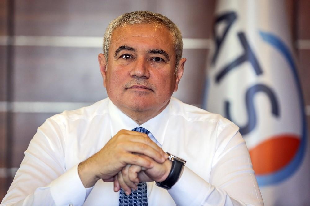"""ATSO Başkanı Çetin: """"Tarım sektörü destek bekliyor"""""""